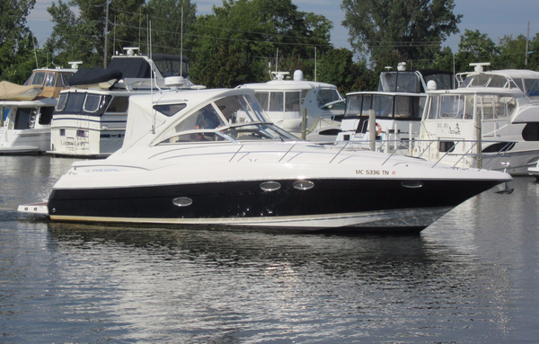 Used Regal 38 Express Cruiser Boat For Sale