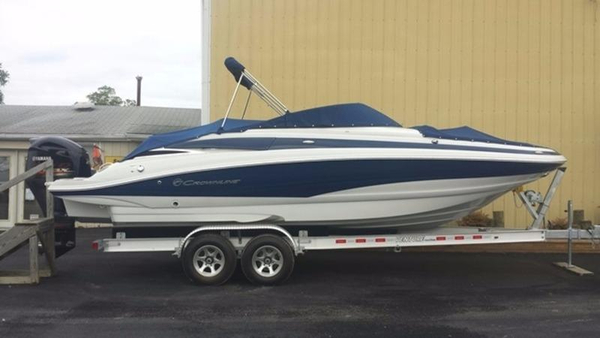 New Crownline Bowrider Boat For Sale