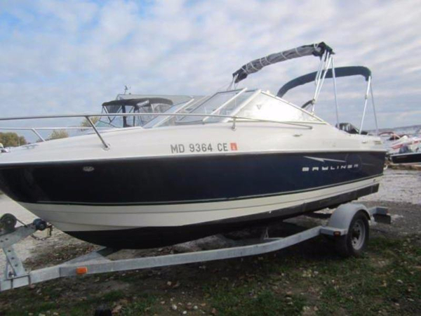Used Bayliner Discovery 192 Cuddy Cabin Boat For Sale