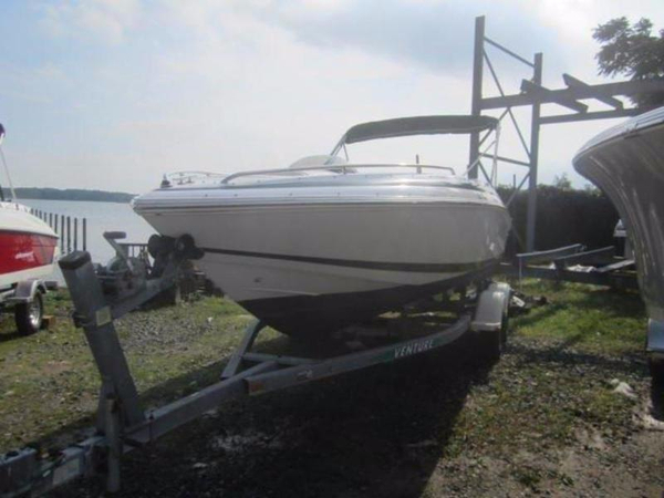 Used Cobalt 23 LS Deck Boats Deck Boat For Sale