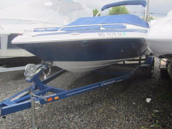 Used Crownline 21 SS Runabout Boat For Sale