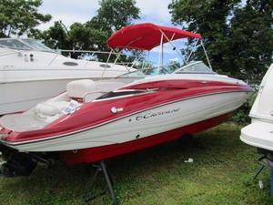 Used Crownline E4 Eclipse SeriesE4 Eclipse Series Deck Boat For Sale