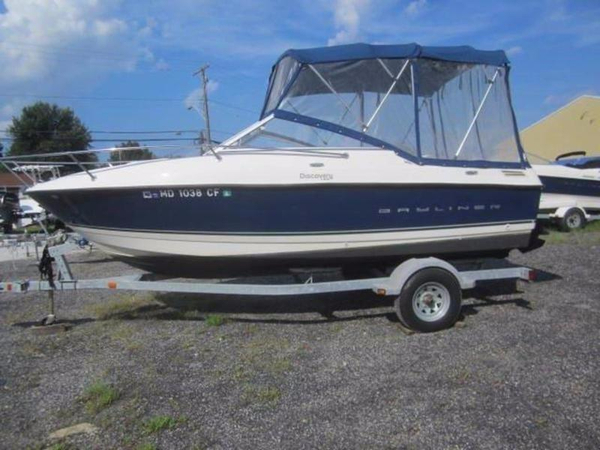 Used Bayliner 192 Discovery Cuddy Cabin Boat For Sale