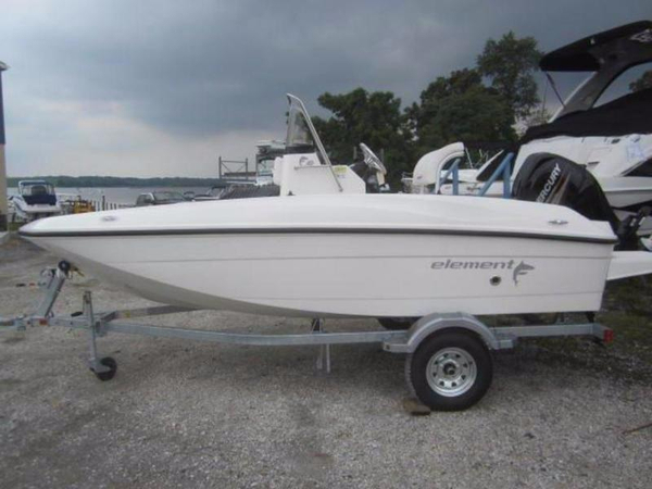 New Bayliner Element F16 Skiff Boat For Sale
