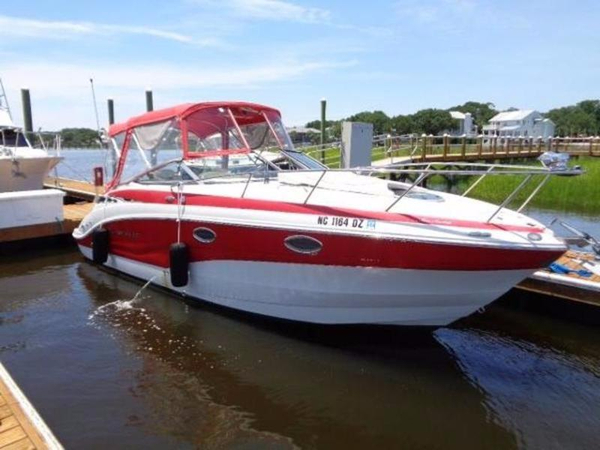 Used Crownline 264 CR264 CR Cruiser Boat For Sale