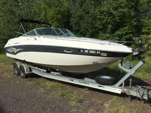 Used Rinker 282 Captiva Cuddy Cabin Boat For Sale