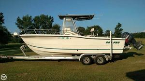 Used Sea Pro 23 CC Center Console Fishing Boat For Sale