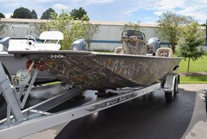 New War Eagle 2170 Blackhawk CC Freshwater Fishing Boat For Sale