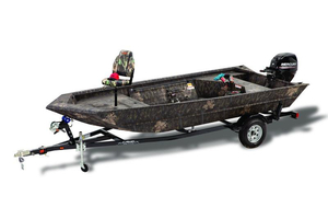 New Lowe Boats Roughneck 17DT Jon Boat For Sale