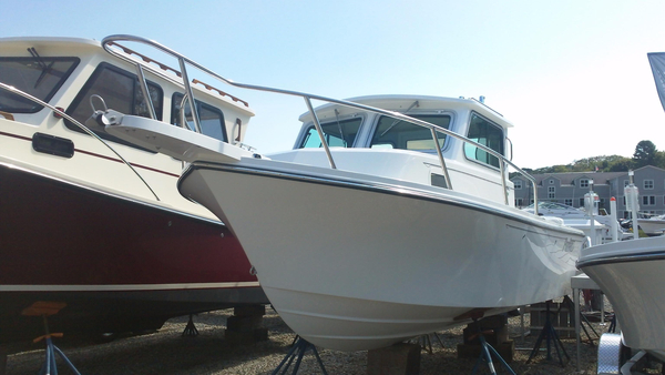 New Parker 2120 SC Pilothouse Boat For Sale