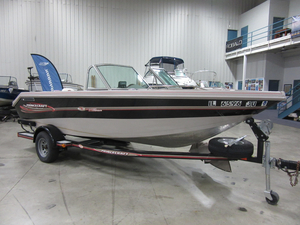 Used Princecraft Super Pro 186 FNP IO Freshwater Fishing Boat For Sale