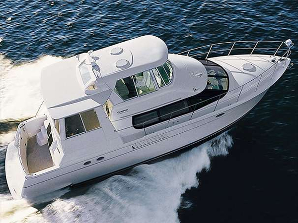 Used Carver 504 Cockpit Motor Yacht Motor Yacht For Sale