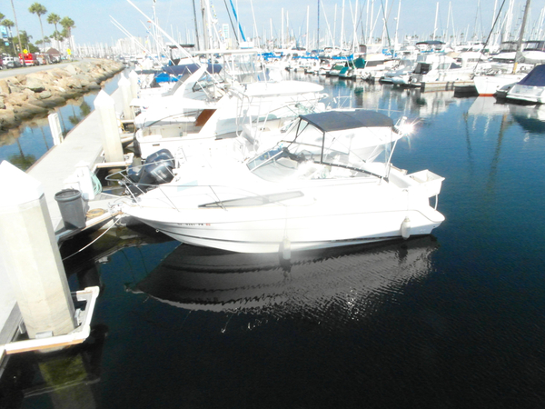 Used Bayliner 2355 Ciera Aft Cabin Boat For Sale