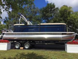 New Crest 220 SLC Pontoon Boat For Sale