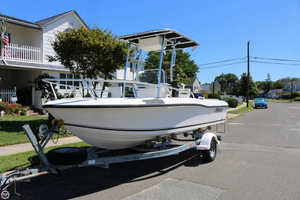 Used Angler 180 CC Center Console Fishing Boat For Sale