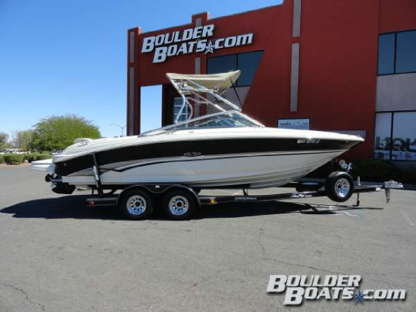 Used Sea Ray 240 Bow Rider Executive Series Bowrider Boat For Sale