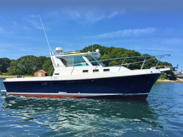 Used Albin Yachts Tournament Downeast Fishing Boat For Sale