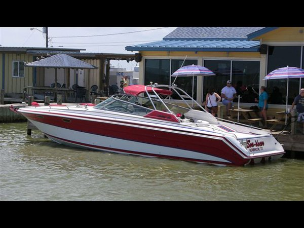 Used Sea Ray Super Sport Cruiser Boat For Sale