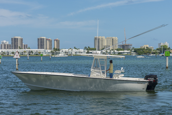 Used Sea Craft Sc32 Master Angler Sports Fishing Boat For Sale
