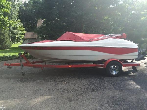 Used Starcraft C Star 1700 Bowrider Boat For Sale