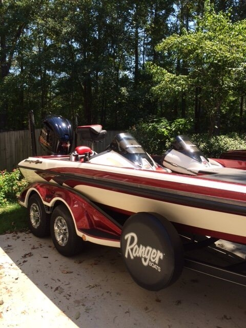 Used Ranger Boats Z521C Bass Boat For Sale