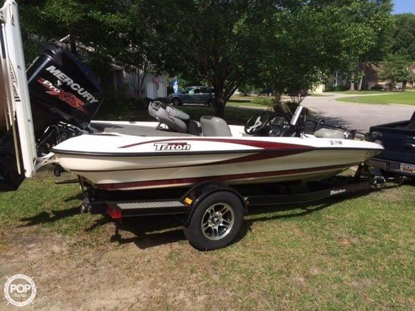 Used Triton 18 Pro Bass Boat For Sale