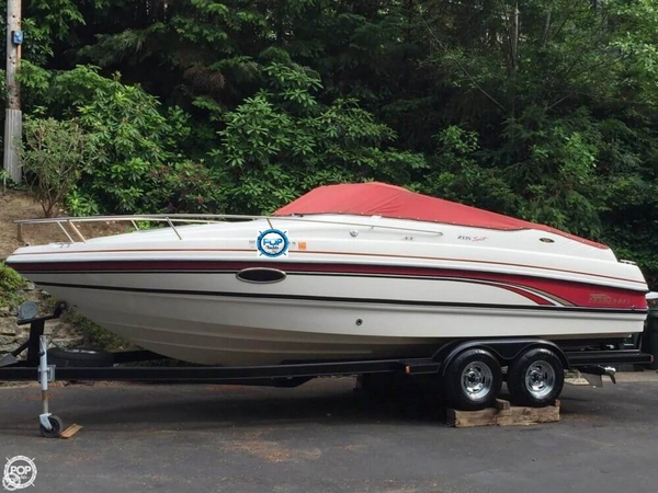 Used Chaparral 2335 SS Sport Runabout Boat For Sale