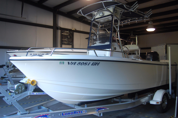 Used Edgewater 188CC Saltwater Fishing Boat For Sale