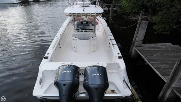 Used Scarab 35 Offshore Center Console Center Console Fishing Boat For Sale