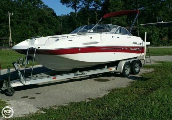 Used Ebbtide 2100 Fun Cruiser DC Bowrider Boat For Sale