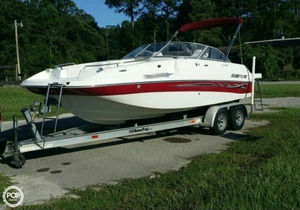 Used Ebbtide 2100 Fun Cruiser DC Bowrider Boat For Sale