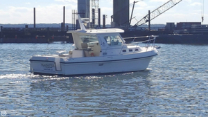 Used Albin Yachts 28 TE Downeast Fishing Boat For Sale
