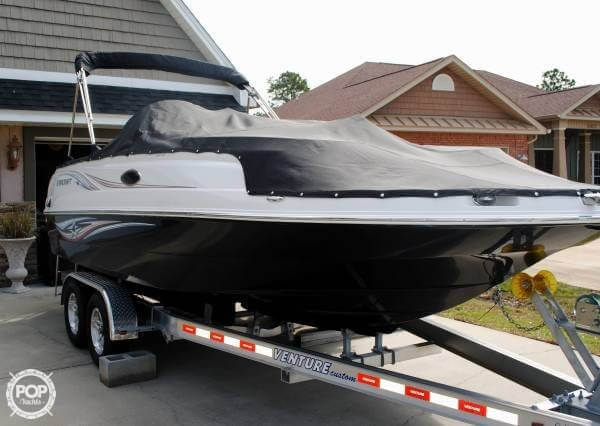 Used Starcraft Coastal 2009 Deck Boat For Sale