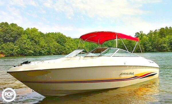 Used Wellcraft 23 Excalibur Bowrider Boat For Sale