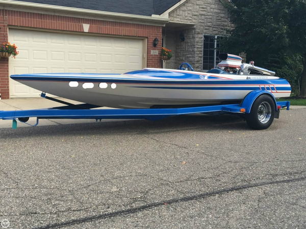 Used Rogers Custom 17 Jet Boat For Sale