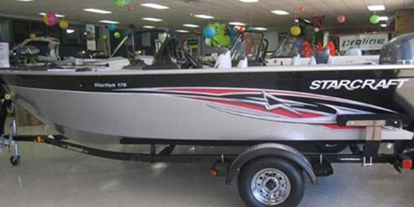 New Starcraft Starfish 176 SC Bass Boat For Sale