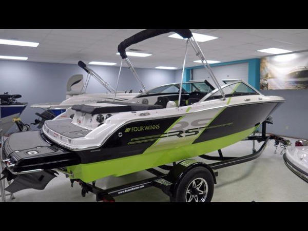 New Four Winns 180 Horizon Runabout Boat For Sale