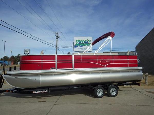 New Sylvan 8522 Mirage Fish 4PT Pontoon Boat For Sale