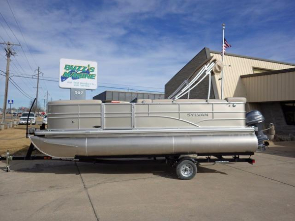 New Sylvan 820 Mirage Fish Cruise Pontoon Boat For Sale