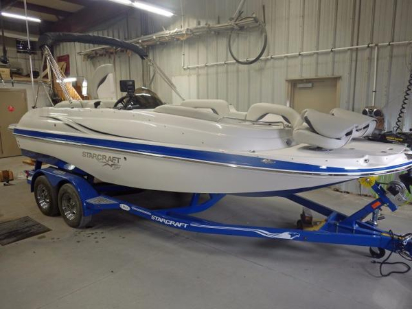 New Starcraft Star Step 220 Fish Deck Boat For Sale