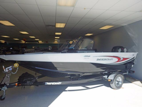 New Smoker Craft 182 Ultima Aluminum Fishing Boat For Sale