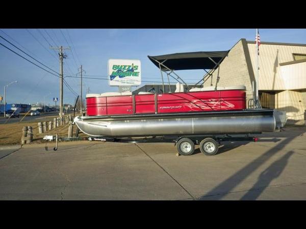 New Starcraft SLS-3 Tri-Toon Pontoon Boat For Sale