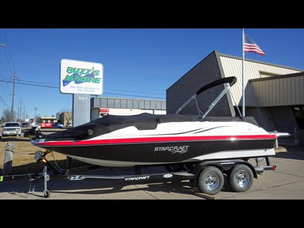 New Starcraft Star Step 220 I/O Deck Boat For Sale