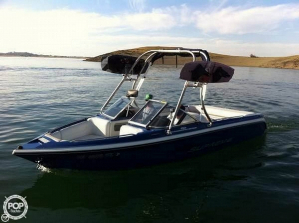 Used Ski Supreme Sky Supreme / 210 Medalist Ski and Wakeboard Boat For Sale