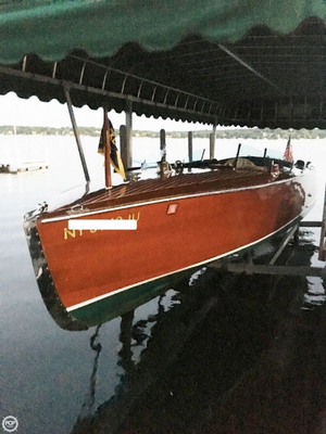 Used Hacker Craft 30 Triple Cockpit Antique and Classic Boat For Sale