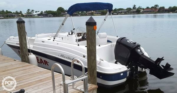 Used Mariah DX211 Deck Boat For Sale