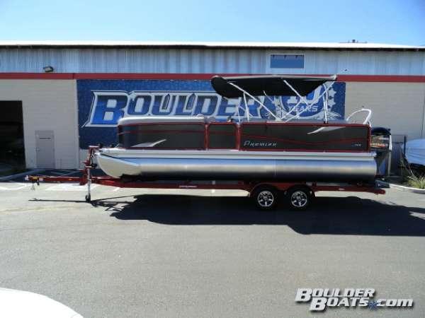 New Premier Boats 240 Sunsation Pontoon Boat For Sale