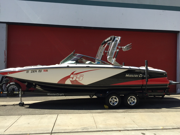 Used Mastercraft X55 Unspecified Boat For Sale