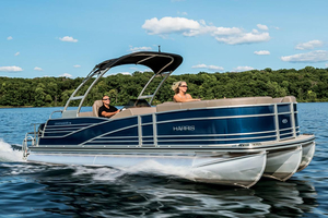 New Harris Grand Mariner 250 Pontoon Boat For Sale