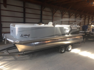 New Tahoe Pontoons LTZ Cruise 22' Pontoon Boat For Sale